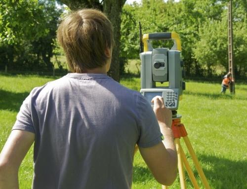 Assurance responsabilité civile géomètre topographe avec géo-référencement et de détection des réseaux