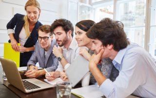Assurance collectif entreprise informatique