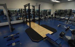 Salon de fitness